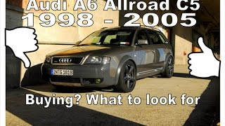 Audi Allroad (1999) Videos