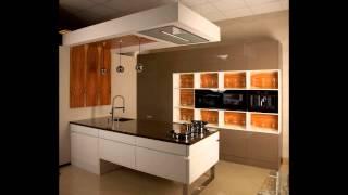 Современная кухня на заказ в Санкт-Петербурге(при изготовлении кухни использованы фасады из материала