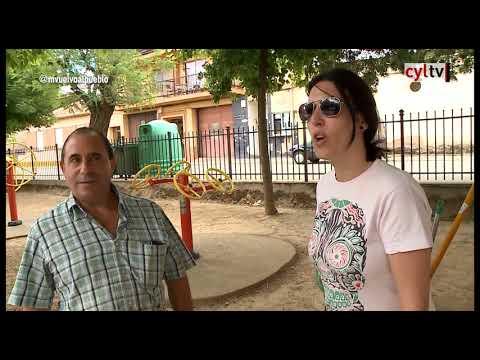 Me vuelvo al pueblo.- (123) Valderas (León) y Ciguñuela (Valladolid)