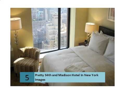 Pretty 34th And Madison Hotel In New York Images