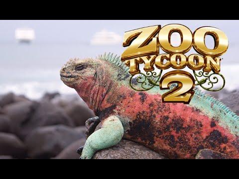 Zoo Tycoon 2 Marine Mania Ocean Biomes Part 1