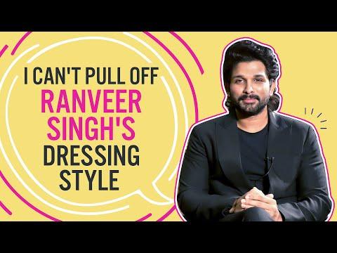 allu-arjun-on-ranveer-singh,-vijay-deverakonda's-style-&-bollywood-debut-|-ala-vaikunthapurramuloo