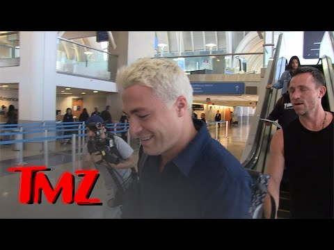 Colton Haynes Clears Up Any Confusion About Losing His Virginity in a Threesome | TMZ