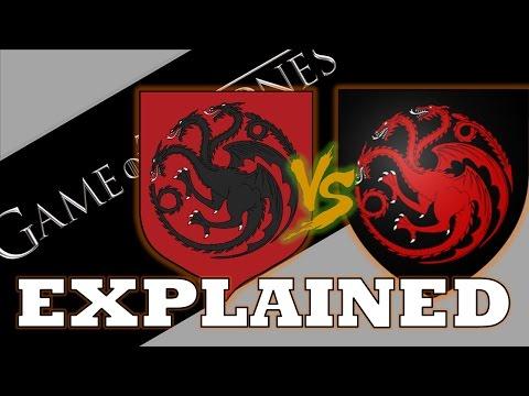 Game Of Thrones Explained: FIRST BLACKFYRE REBELLION