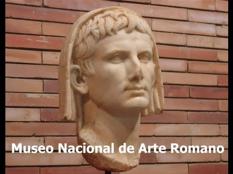 Museo Nacional de Arte Romano (Mérida) - National Museum of Roman Art (Spain)
