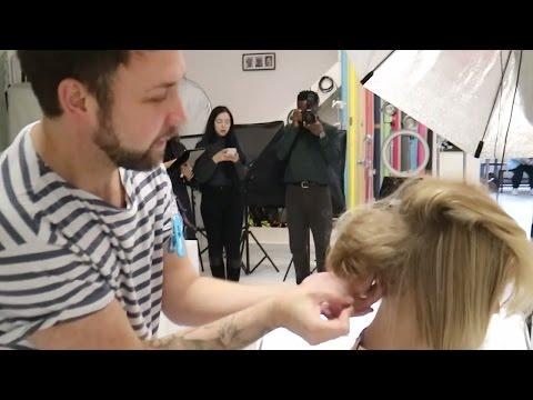 The Schwarzkopf Shoot For Hair Magazine