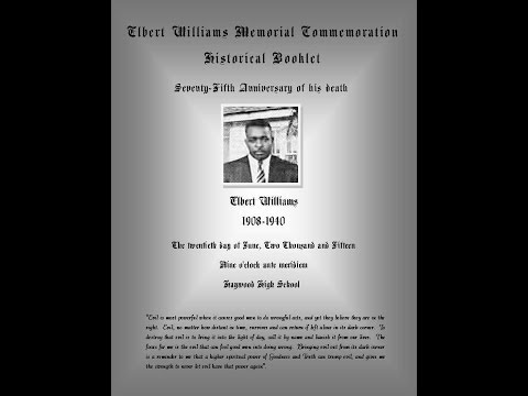 """My Cousin Elbert Williams, The First NAACP Martyr: Bro. Nuri Ansari INterview"" #NeverForget"