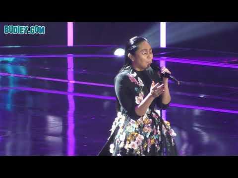 Dayang Nurfaizah SEPARUH MATI KU BERCINTA di Anugerah Juara Lagu 32: Lensa Budiey