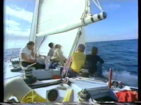 Great Circle Yacht Race Blue Water Challenge 1980