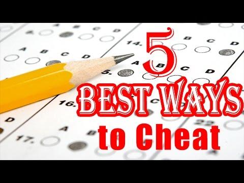 Ways To Cheat