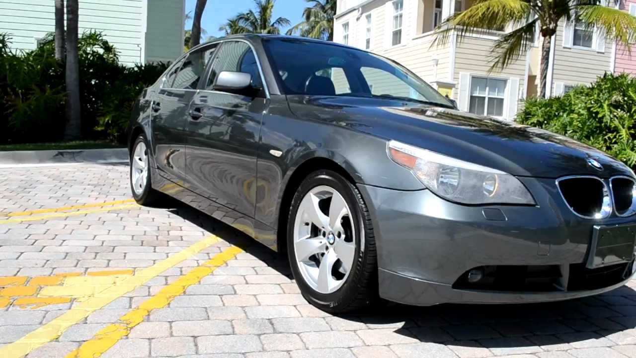 2004 bmw 530i for sale wholesale to the public 954 394 6581 youtube. Black Bedroom Furniture Sets. Home Design Ideas