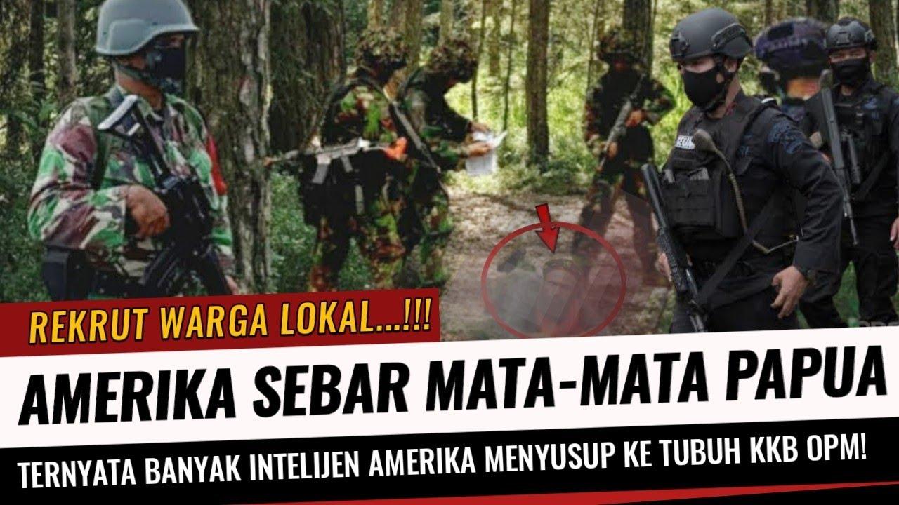 Download BERITA TERBARU ~ AKHIRNYA TERKUAK! INTELIJEN AMERIKA MENYUSUP KE TUBUH KKB OPM !!!