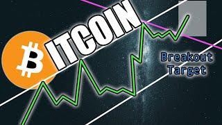 Bitcoin Testing Breakout Area