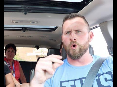 Prospect's Carpool Karaoke #1