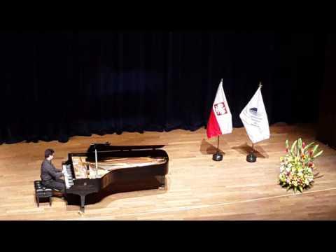 Concurso de piano aficionado de Chopin