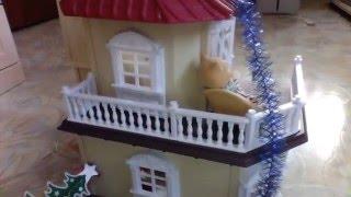 """Обзор домика """" Счастливая семья животных"""""""
