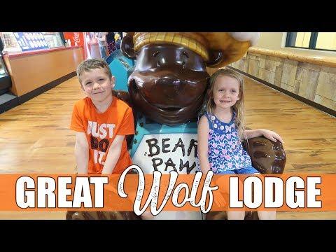 Water Slides & MagiQuest | Great Wolf Lodge | Mason, Ohio