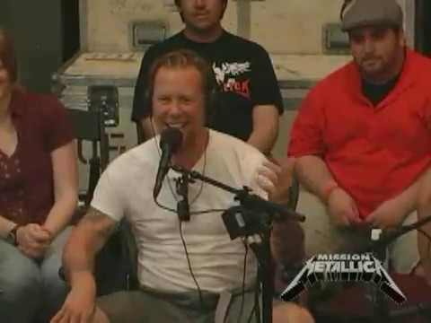 Metallica - Death On The Radio feat. Dave Grohl & Taylor Hawkins (2008) [Webcast]