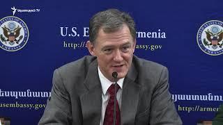 Ջորջ Քենթ․ ԱՄՆ-ը աջակցում է ժողովրդավար, անվտանգ և բարգավաճ Հայաստանին