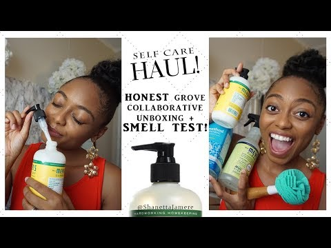 SELF CARE: HONEST Grove Collaborative Review UNBOXING + SMELL TEST!