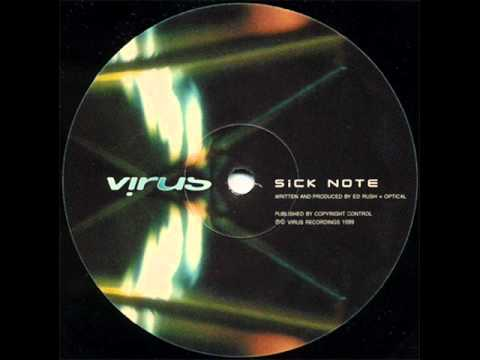Ed Rush & Optical - Sick Note