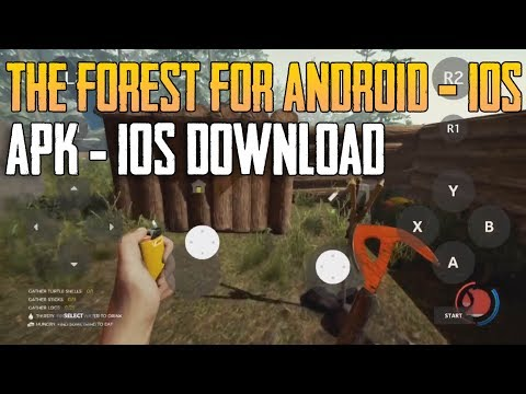 The Forest For Android - APK/iOS Download