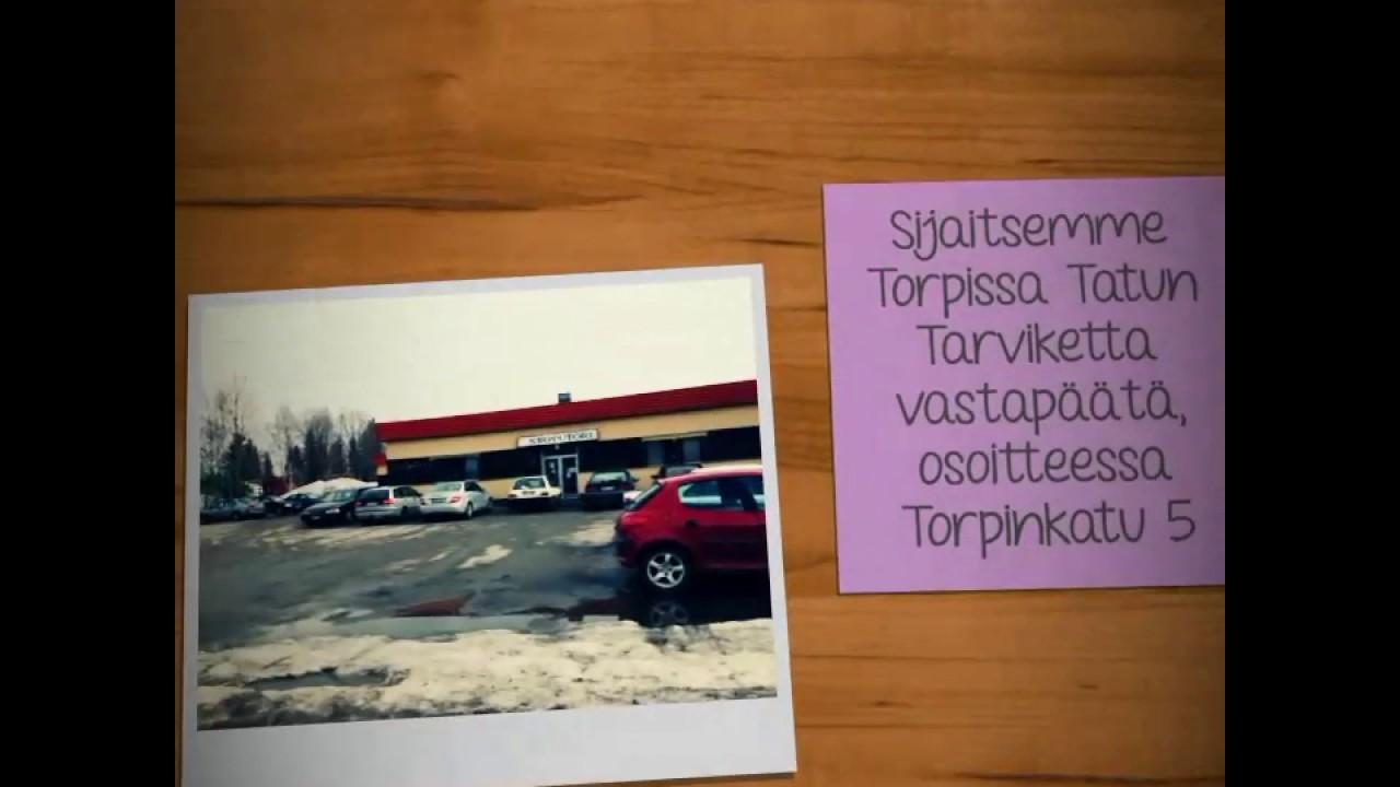 Tornio Kirpputori