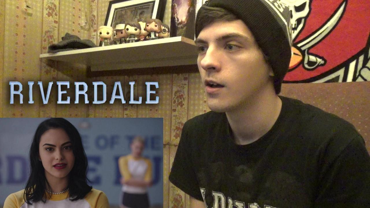 "Download Riverdale - Season 1 Episode 1 REACTION 1x01 ""The River's Edge"""