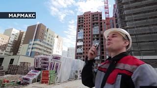 Ход строительства ЖК Наследие в центре Рязани 2017 год