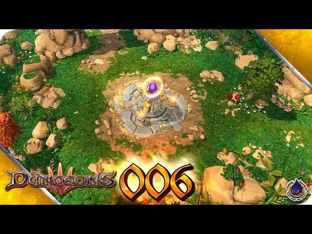 Let's Play DUNGEONS 3 🎮 [006] Die Steine von Gehenna