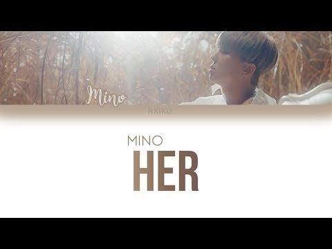 MINO - 'her (어울려요)' Lyrics (Han | Rom | Eng)