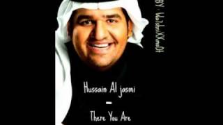 Hussain al-jasmi - There You Are  ..  حسين الجسمي - هذي انتي