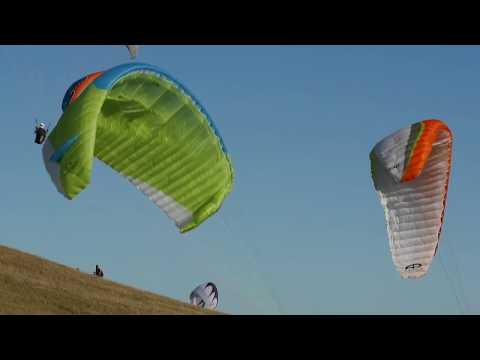 Wasserkuppe Paragliding Gleitschirmfliegen 15.10.2017