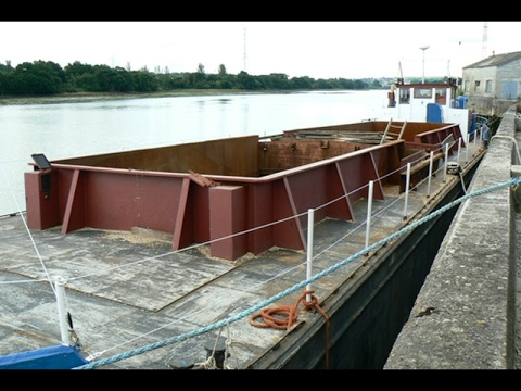 RIVER/COASTAL BARGE FOR SALE W/ CONTRACT - GBP 99,950
