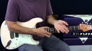 The Importance of Focused Noodling - Blues And Hard Rock Licks - Guitar Lesson - pt1
