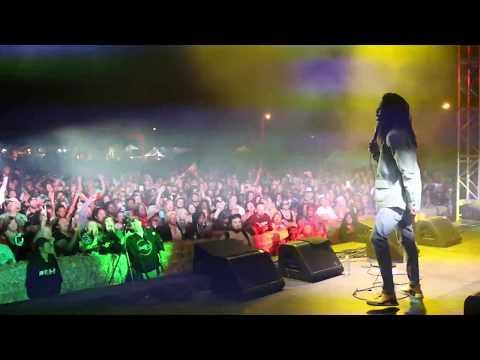 Chronixx - Blaze Up The Fire - SNWMF 2017