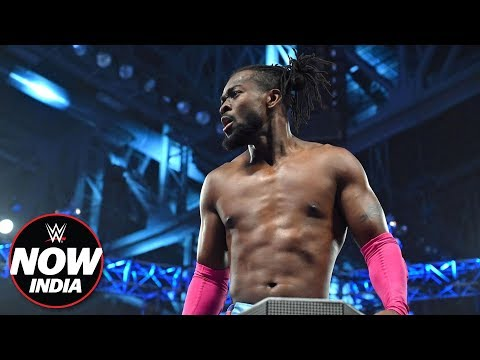 Kofi Kingston ke WrestleMania ki rukavatein: WWE Now India