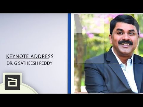 G. Satheesh Reddy at TiE-ISB Connect 2015 | Speaker Introduction | Amplify
