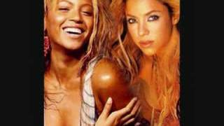 Beautiful Liar - Beyonce & Shakira (with lyrics)