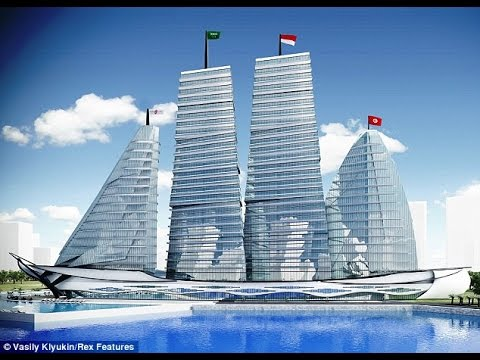 Tunisia unveils plans for giant hospital designed to look like a gigantic sailing vessel