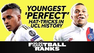 The 5 Youngest Players to Score a 'Perfect' Champions League Hat-Trick | B/R Football Ranks