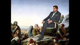 Е. Понасенков: Покидая Неверленд, Назарбаев, чеченцы, ширма Макрона, Зеландия, Иисус