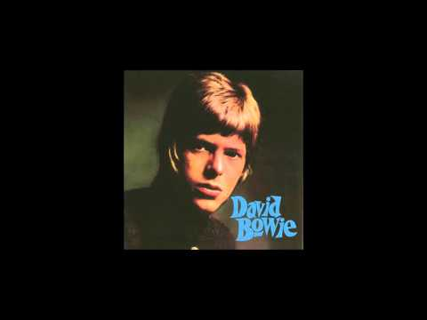 David Bowie - David Bowie (1967) FULL ALBUM ♪♪music for stoners♪♪