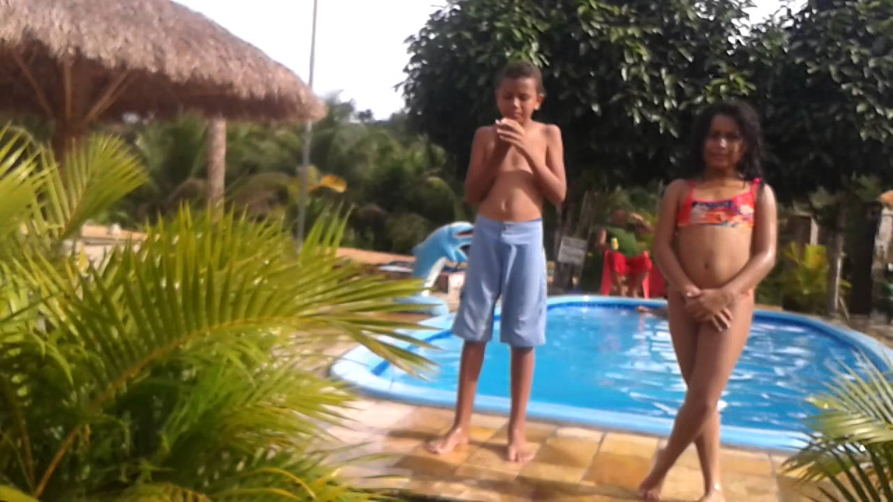 Desafios de piscina