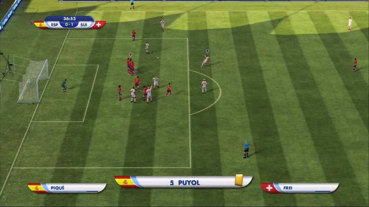 fifa world cup 2010 gameplay ps3 360 hq youtube. Black Bedroom Furniture Sets. Home Design Ideas