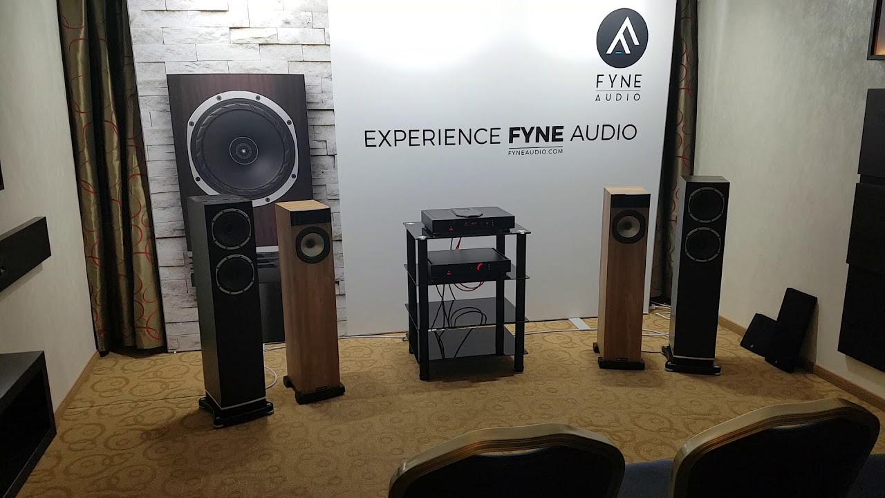 Fyne | Audio Reference Co