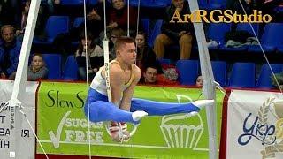 LYASHENKO Vasyl (UKR) Rings AA - 2018 Ukraine International Cup