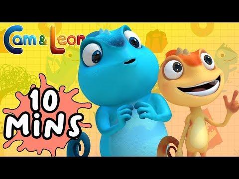 Best Funny Compilation | 10 Mins Compilation #6 | Cam & Leon