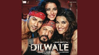 Cover images Theme of Dilwale (DJ Chetas Mix)