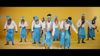 Diamond Platnumz ft Rayvanny Salome Traditional Official Music video